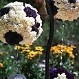 Flower ball details