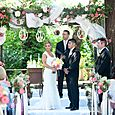 Ceremony at the Monte Verde Inn
