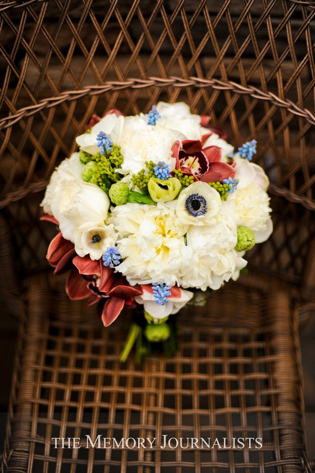 One of my favorite bouquets