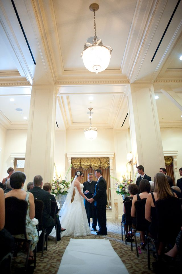Ceremony at the Citizen Hotel Ballroom