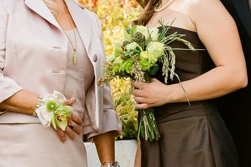 Mothers corsage