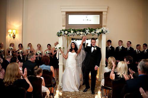 Whitney and Kyle Wedding