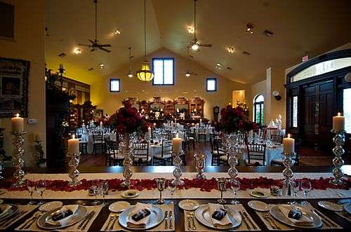 Wedding at Berghold Winery