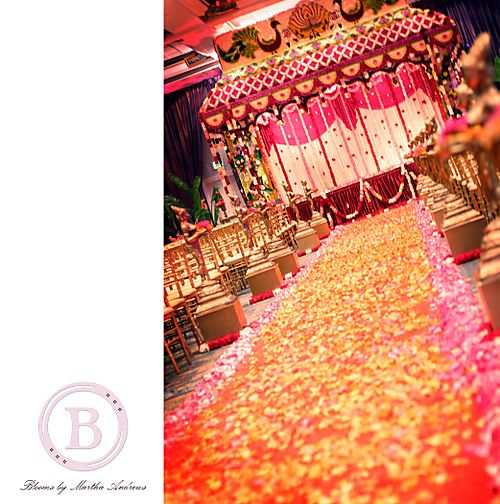 Indian wedding at the Hyatt Regency