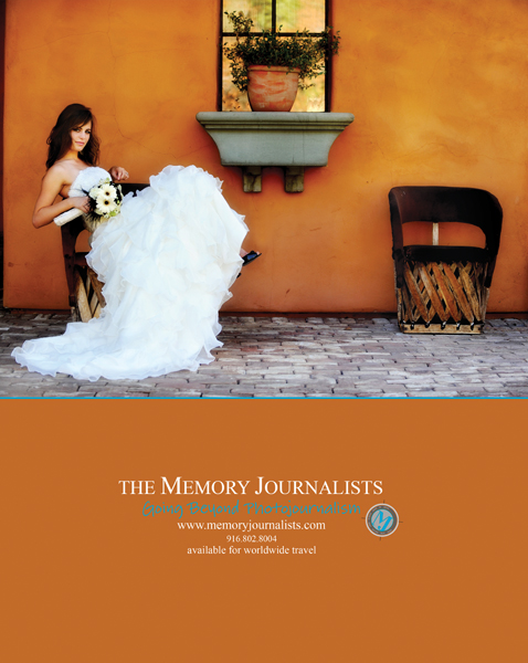 Fashion shoot with The Memory Journalists